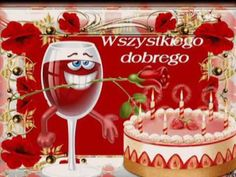 Birthday Songs, Happy Birthday, Happy Sunday, Birthday Candles, Alcoholic Drinks, Tableware, Flowers, Amigurumi, Birthday
