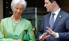 You're witnessing the death of neoliberalism – from within. IMF managing director Christine Lagarde with George Osborne. http://www.theguardian.com/commentisfree/2016/may/31/witnessing-death-neoliberalism-imf-economists?CMP=fb_gu