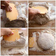 Můj oblíbený recept na kváskový chléb - Avec Plaisir Bread Recipes, Camembert Cheese, Dairy, Food And Drink, Breakfast, Morning Coffee, Bakery Recipes