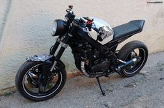 f650cs cafe racer