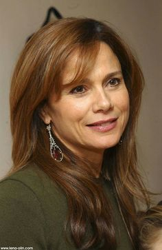 Must be a lot more than a sexpot to deserve her husband, a genius Lena Olin, Swedish Actresses, Like Fine Wine, Oscar, Some Girls, Pretty Woman, Gorgeous Women, Marriage, Husband