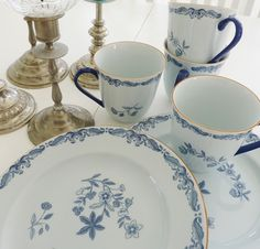 Ostindia, lovely Swedish Porcelain.