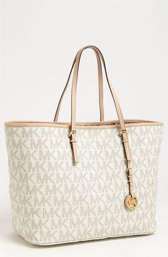 MICHAEL Michael Kors 'Jet Set - Medium' Travel #michael #kors #purses #Michael #Kors #purses