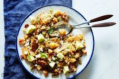 Everything I Want to Eat Quinoa and Lentil Salad Recipe on Food52, a recipe on Food52