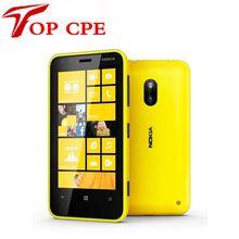"US $58.53 Original Refurbished 620 unlocked Nokia Lumia 620 mobile phone 3.8"" capacitive screen GPS WIFI 3G Microsoft Windows Phone 8. Aliexpress product"