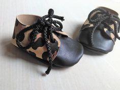 Zapatos de Cuero Bebé, Mocasines de bebé, Botitas de bebé Leopardo , Zapatos Oxford de bebé, Botitas para bebé de JYNzapateros en Etsy