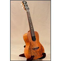 Luna Mo'o Concert w/hard case for my next ukelele. (After the banjolele!)