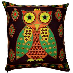 Designer decorative #Mexican #pillow № gd102