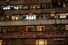 The famous (or infamous) Chunking Mansions in Hong Kong can be translated as Chongqing Mansion 重慶大廈 (Chóngqìng Dàshà) in Mandarin Chinese, like the central Chinese city of the same name @UCTS