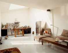 li edelkoort's home in paris by the style files, via Flickr