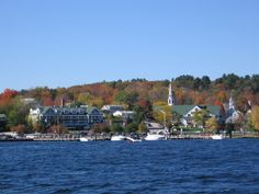 Meredith, NH, Lake Winnipesaukee