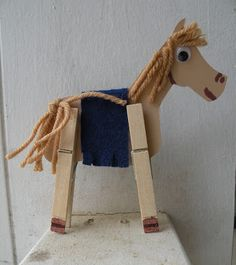 The Fantastic Five: Jesus is King! (Palm Sunday Donkey Craft)