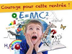 Courage pour cette nouvelle rentrée des classes ! http://www.starbox.com/carte-virtuelle/carte-rentree/rentree-ecole-courage