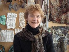 Lesley Richmond - Fiber Artist