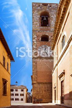 #PalazzoPodesta #ColleDiValDElsa #Tuscany #Italy #iStockphoto