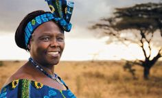 Wangari Muta Maathai (1 April 1940 – 25 September 2011) was a Kenyan environmental and political activist.