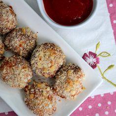 RECEITA THERMOMIX: Nuggets de frango