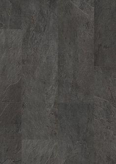 Quick-Step Livyn Ambient Glue Plus AMGP40035 Leisteen zwart PVC