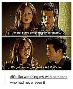 I hate explaining this kind of thing to people who've never watched it... like go away, your presence is insulting