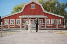 Barn Wedding Inspiration Shoot