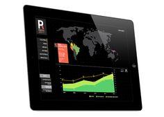 Portfolio Report App on Behance