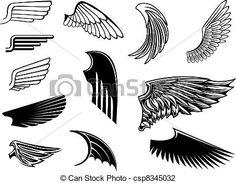 passaro asas abertas - Pesquisa Google