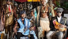 Sauti Sol - Live and Die in Afrika (Official Video)