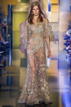 Elie Saab Fall 2015 Couture Fashion Show - Alexandra Elizabeth (Elite)