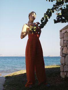 StefaniaVaidani Spring/Summer 18- Karpathos Collection Karpathos, Business Fashion, Milan, 18th, Spring Summer, Creative, Collection, Vintage, Design
