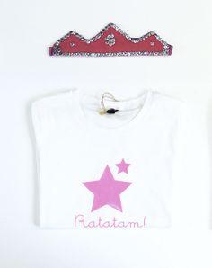 T-shirt et accessoire Ratatam  http://www.ratatamkids.com