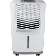 Frigidaire Energy Star 70-Pint Dehumidifier-FAD704DWD - The Home Depot