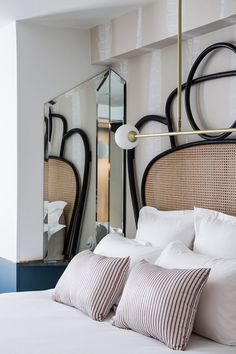 Where To Stay In Paris: Hotel Panache Designed By Dorothée Meilichzon Bedroom Inspirations, Home Bedroom, Bedroom Interior, Bedroom Design, Furniture, Interior Design Bedroom, Interior Design, Home Decor, House Interior