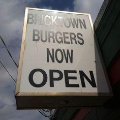 Mmm...Burgers!