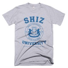 Shiz University Shirt - $21  Dear Old Shiz Shirt from Wicked The Musical