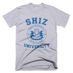 Shiz University Shirt - $21  Dear Old Shiz Shirt from Wicked The Musical