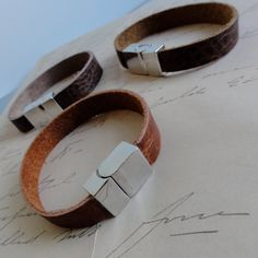 leather cuff Nice and Pretty +dreadstop @DreadStop