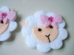 ovelhinhas para geladeira