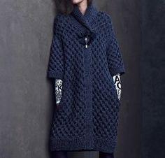 Мобильный LiveInternet Пальто Sonya (а также юбка, свитер) из коллекции дизайнера Kim Haller | Натали_99 - Записная книжка Натали_99 |