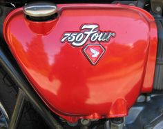 Honda 750, Honda Bikes, Honda Motorcycles, Cb750, Biker Rings, 50cc, K2, Restoration, Japanese