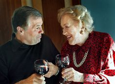 Jacques Pépin named first recipient of the Julia Child Award (Jacques Pépin and Julia Child at an event in Washington in the 1990s.)