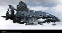 Concept ships from the ACCELERATE competition - (CGS) Coolhand