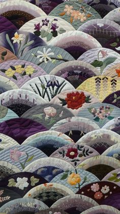 Scallop Quilt                                                                                                                                                                                 More