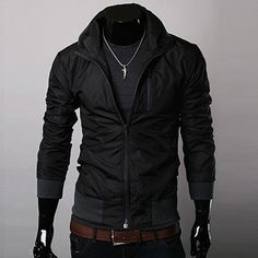 11 best Jackets and Coats images on Pinterest | Menswear, China ...