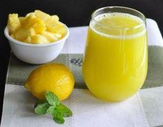ananas citron