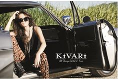 KiVARi Hunter Leopard Leggings and Rock Me Boots