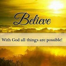 Believe With God All Things Are Possible quotes religious god religious quotes faith religion religious quote Religious Quotes, Spiritual Quotes, Faith Quotes, Bible Quotes, Qoutes, Gratitude Quotes, Jesus Quotes, True Quotes, Quotations