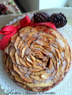 Torta di Mele super Light 0% grassi   Ricette in Armonia