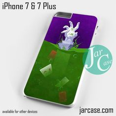 Joker Sink in Acid - Z Phone case for iPhone 7 and 7 Plus