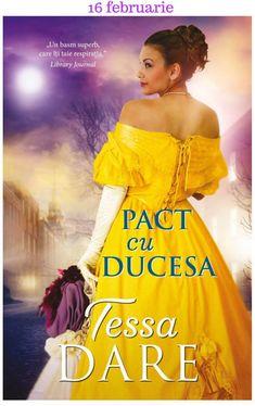 Pact cu ducesa -Tessa Dare - Seria O fată și un duce - februarie 2019 Amanda Quick Books, The Duchess, Dares, Strapless Dress, Fiction, Novels, Shoulder Dress, Romantic, Journal