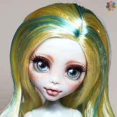 SunaBrush Doll Face-up by Yvely on DeviantArt